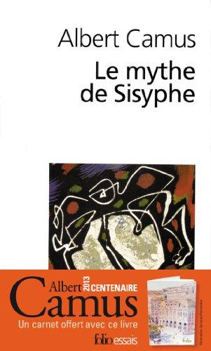 9782070454754: Le Mythe De Sisyphe + Carnet (French Edition)