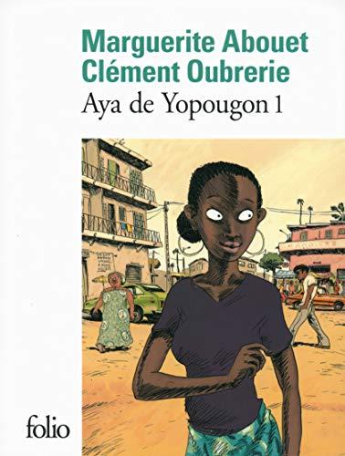 9782070455089: Aya de Yopougon (Tome 1)