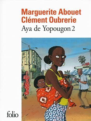 9782070455096: Aya de Yopougon (Tome 2) (Folio)