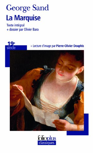 9782070456215: La Marquise (French Edition)
