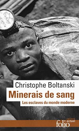 9782070456468: Minerais De Sang (French Edition)