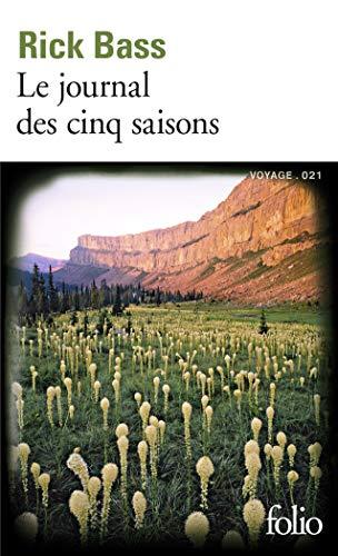 9782070456918: Le journal des cinq saisons
