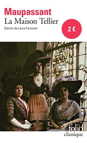 9782070458219: La Maison Tellier (French Edition)
