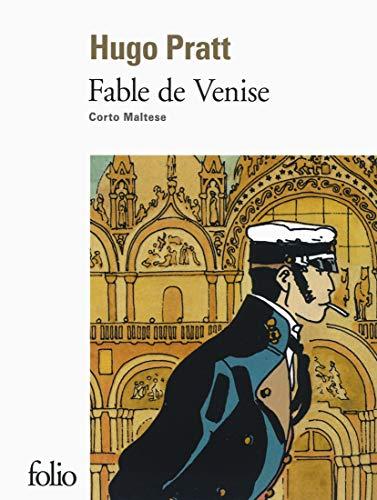Fable de Venise: Corto Maltese Pratt,Hugo