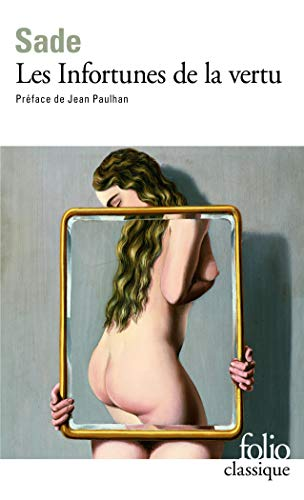 9782070461790: Les Infortunes De La Vertu (French Edition)