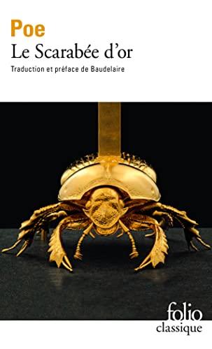 9782070462865: Le Scarabée d'or