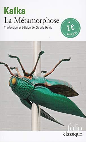 9782070462872: La Metamorphose (French Edition)