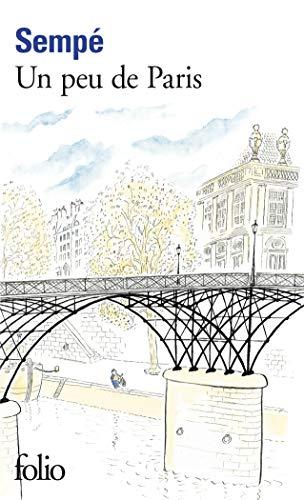 9782070463473: Un peu de Paris
