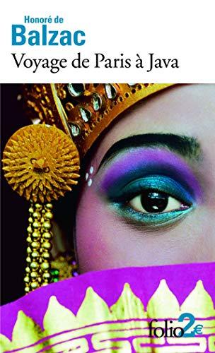 9782070463534: Voyage De Paris a Java/Un Drame Au Bord De La Mer (French Edition)