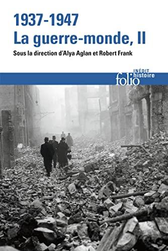9782070464173: 1937-1947 : la guerre-monde (Tome 2)
