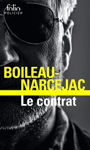 9782070465064: Le contrat (Folio Policier)