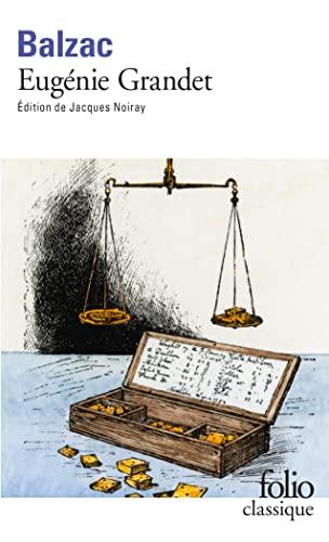 9782070465583: Eugénie Grandet (Folio Classique)