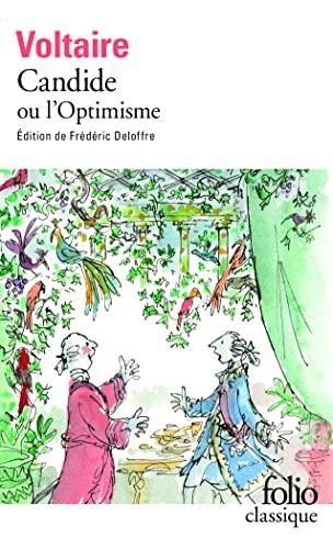 9782070466634: Candide Ou L'Optimisme (French Edition)