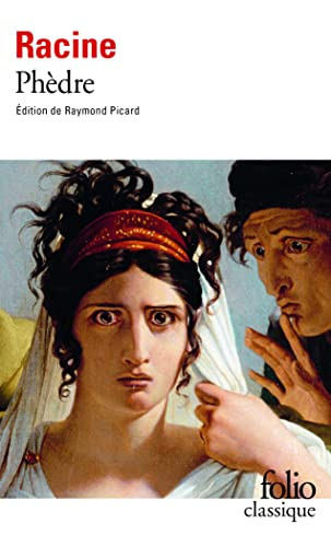 9782070466665: Phèdre (French Edition)