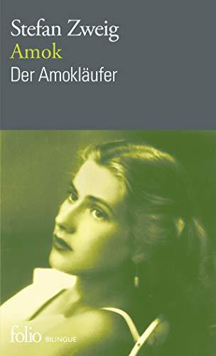 9782070467594: Amok/Der Amokläufer (Folio bilingue)