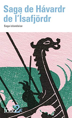 9782070468348: Saga de Havardr de l'Isafjörd : Saga islandaise