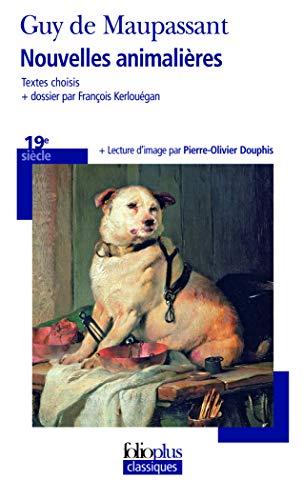 9782070468522: Nouvelles animalières