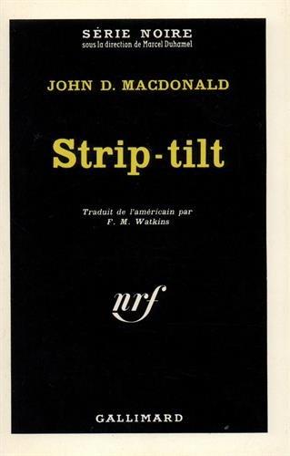 9782070478330: Strip-tilt