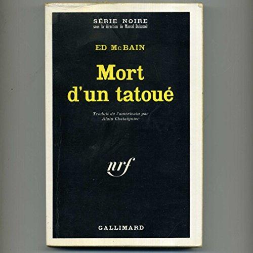9782070483501: MORT D'UN TATOUE