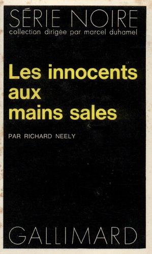 9782070484614: Innocents Mains Sale (Serie Noire 1) (English and French Edition)