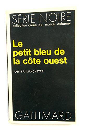 9782070487141: Le Petit Bleu de la Cote Ouest