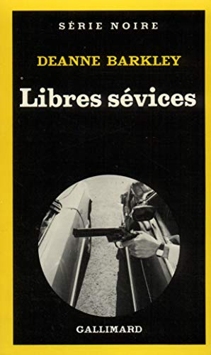 9782070487516: Libres Sevices (Serie Noire 1) (French Edition)