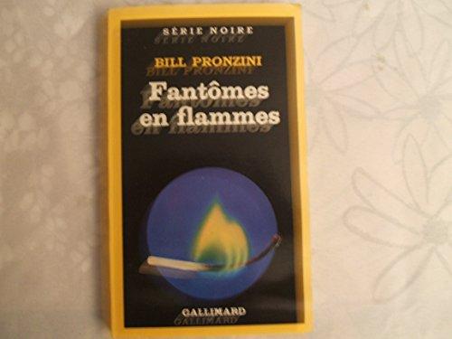 9782070490318: Fantomes en flammes