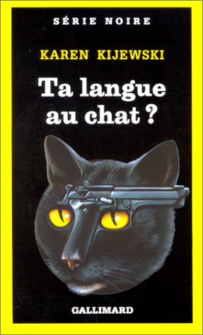 9782070492480: Ta langue au chat ?