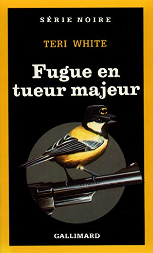 9782070492749: Fugue En Tueur Majeur (Serie Noire 1) (English and French Edition)