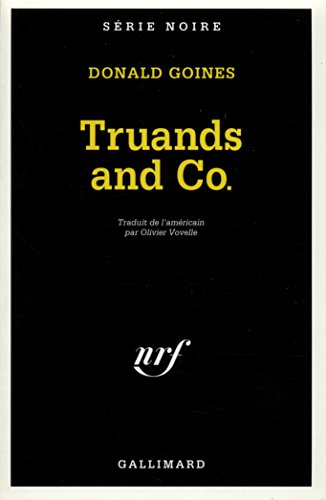 9782070493500: Truands and Co.