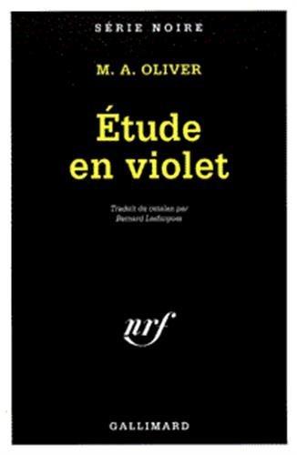 9782070494040: Etude En Violet (Serie Noire 1) (English and French Edition)