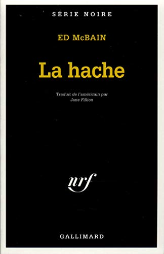 Hache McBain (Serie Noire 1) (English and French Edition) (9782070494514) by Ed McBain