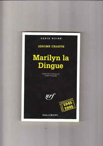 9782070495252: Marilyn la dingue
