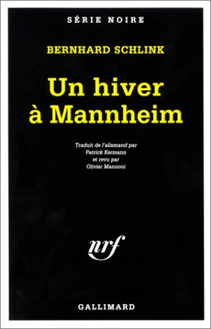 9782070496464: Un Hiver a Mannheim (French Edition)
