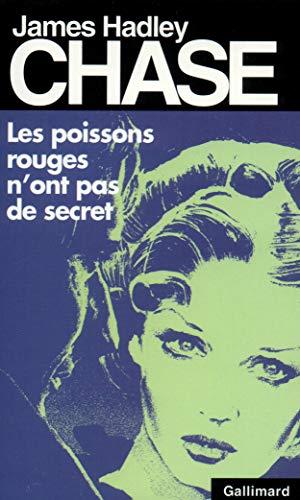 9782070496808: Les Poissons rouges n'ont pas de secret