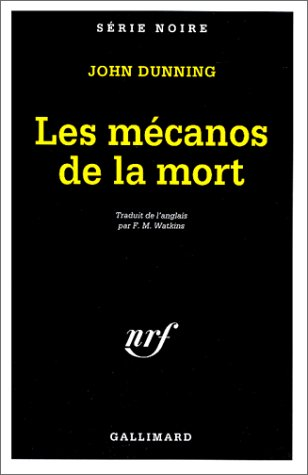 Les mecanos de la mort (French Edition) (2070497283) by [???]