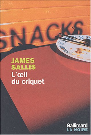9782070498451: L'oeil du criquet (French Edition)