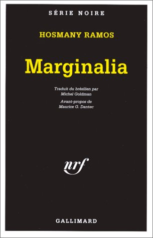 9782070499144: Marginalia (Serie Noire 1) (English and French Edition)