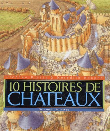 9782070500208: 10 histoires de ch�teaux