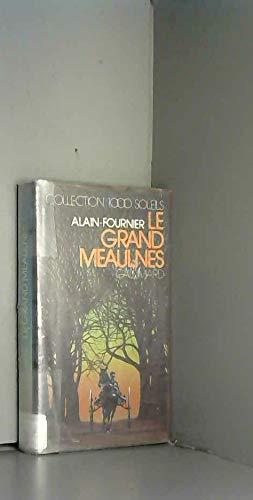9782070500789: Le Grand Meaulnes