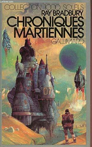 9782070500826: Chroniques martiennes (Collection 1000 Soleils)