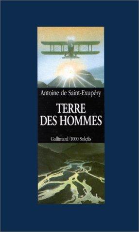 9782070501502: Terre des hommes