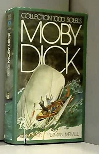 MOBY DICK.COLLECTION 1000 SOLEILS: MELVILLE HERMAN.