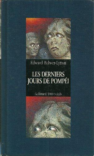 9782070501847: Les Derniers jours de Pompéi