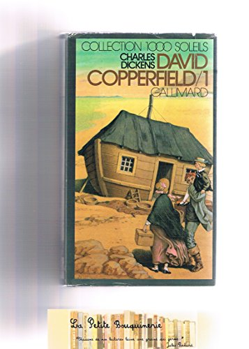 9782070501861: David Copperfield, tome 1