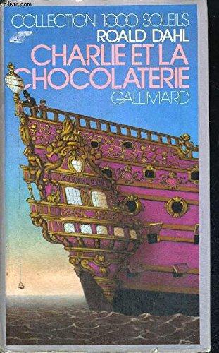 9782070501946: Charlie et la chocolaterie
