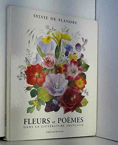 FLEURS ET POEMES. Dans la littérature française: Collectif, Desbordes-Valmore, Marceline