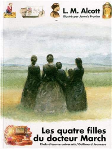 9782070503551: Les quatre filles du docteur March (Chefs-d'œuvre Universels)