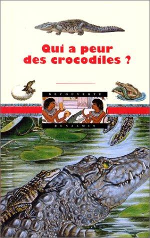 9782070504299: Qui a peur des crocodiles ?