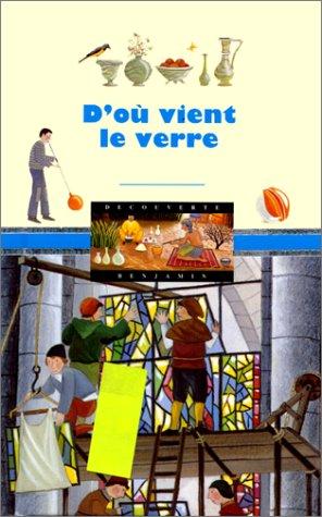 9782070504428: D'OU VIENT LE VERRE